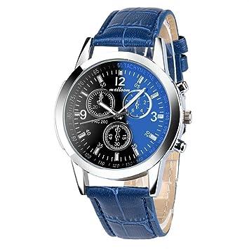 Honta Pulsera clásica Actual romantica Reloj Digital Caliente, Moda de Lujo de Cuero de imitación