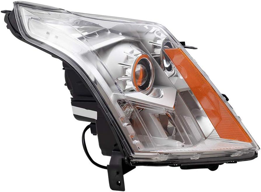 Headlamp Assembly 10-13 CD S.R.X HALGN H.L RH