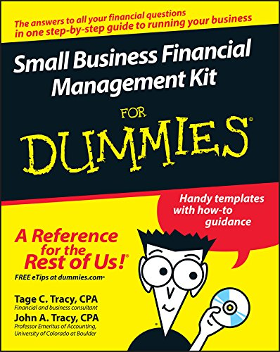 Sm Business Financial Mgt Kit For Dummies