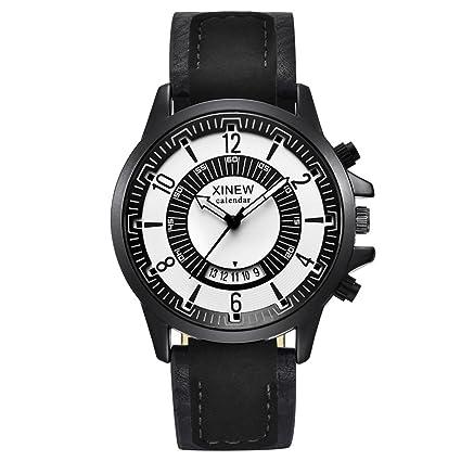 2018 Moda de Cuarzo de la Vendimia Reloj de los Hombres Relojes de primeras Marcas de