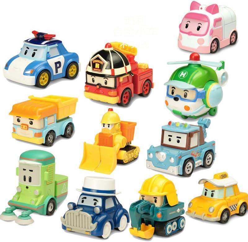 Robocar POLI Pork not transformers