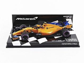 Minichamps 537186402 - Escala 1/43 - Mclaren Renault Mcl33 ...