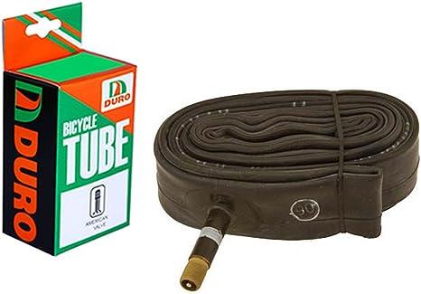 Original Tube Duro 700 x 25c//28c 48 mm standard Presta//valve