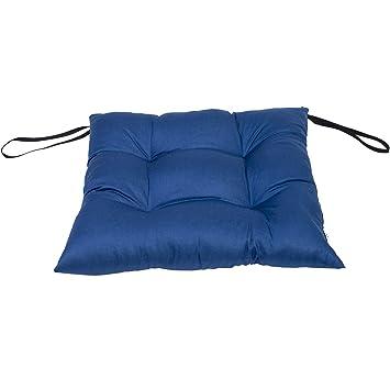 LAComfort Cojín de Fibra Hueca de Silicona, cómodo, antidecúbito, hundido en el Centro