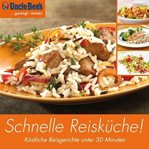 Die schnelle Reisküche!