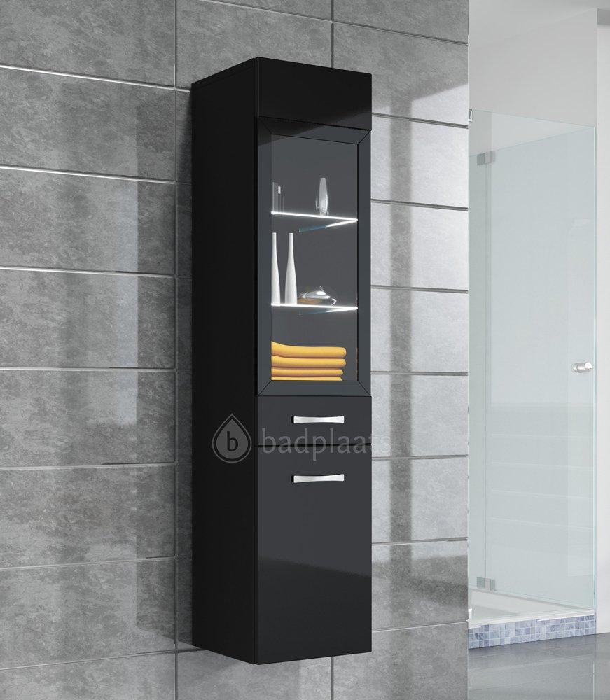 badschrank h ngend hochglanz. Black Bedroom Furniture Sets. Home Design Ideas