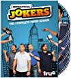 Impractical Jokers: Season 3 DVD