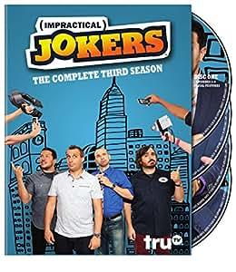 Impractical Jokers: Season 3 DVD