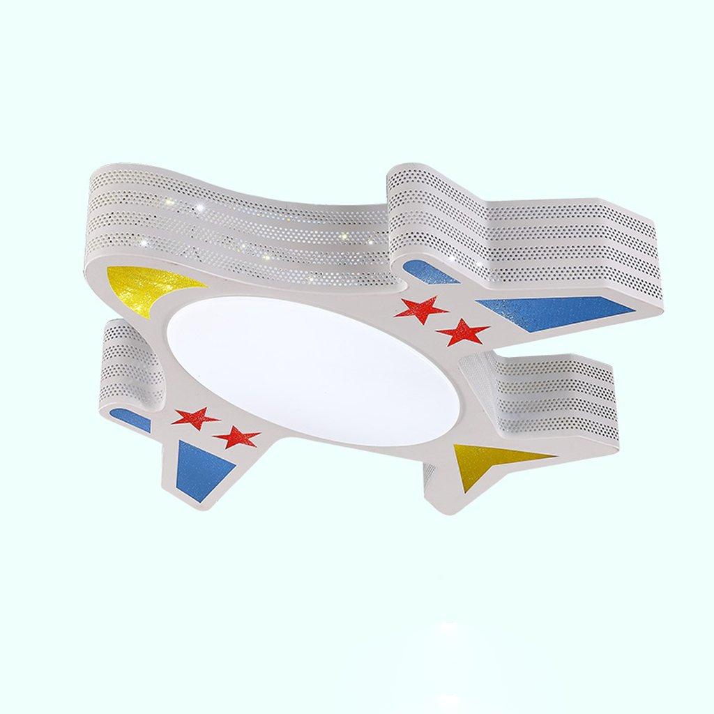 TMY Moderne LED Deckenlampe, kreative Flugzeug dekorative Lichter ...