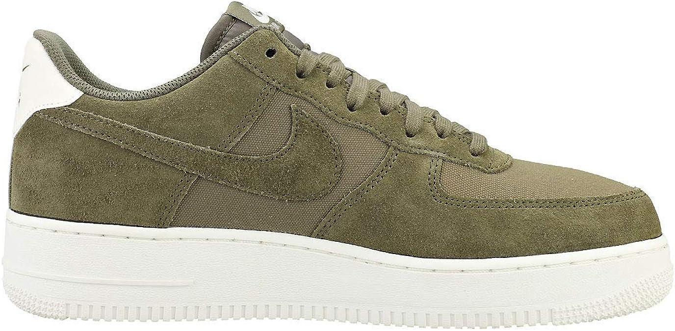 Nike Herren Air Force 1 '07 Suede Sneakers, 40 EU: