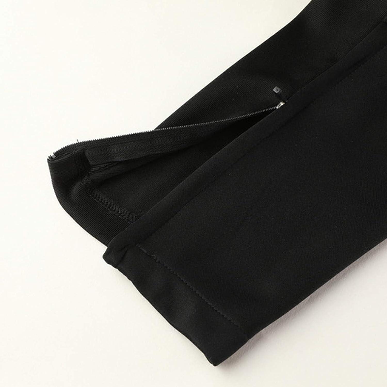 Oto/ño e Invierno Actividades Bǎrcělǒnǎ Chaqueta de f/útbol y Pantalones Juego de ch/ándales F/útbol Ropa Deportiva 2021 New New Black Casual Anti-Arrugas Resistencia