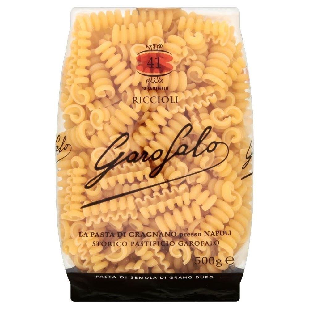 Garofalo Riccioli Dry Pasta (500g) - Pack of 6