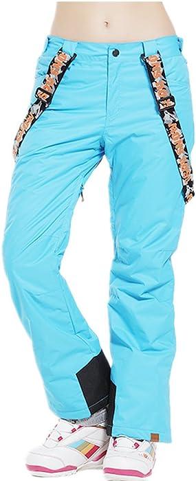 4d64e04633 HOTIAN Womens Ski Snowboard Jacket Waterproof Snow Jackets Winter Coats ...