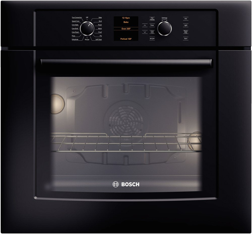 Bosch HBN5651UC 500 27'' Stainless Steel Electric Double Wall Oven - Convection