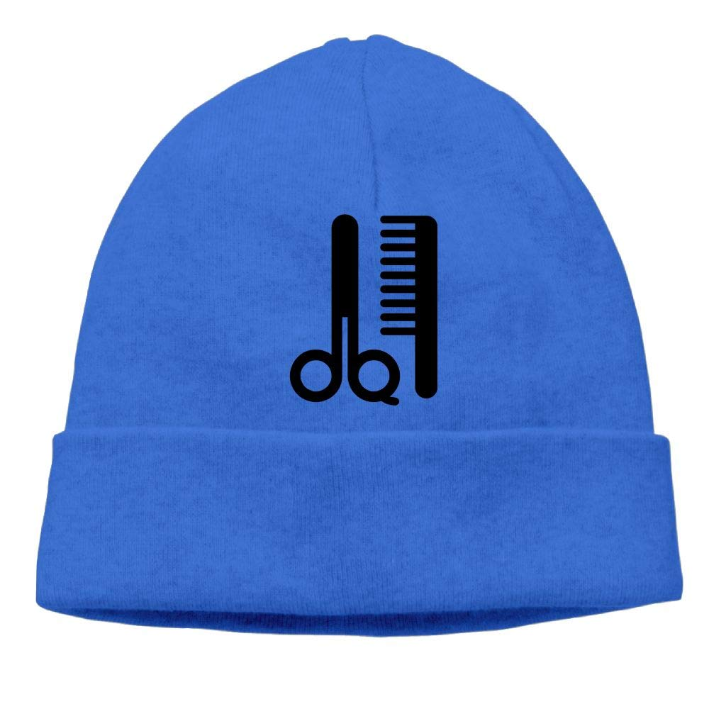 Aiw Wfdnn Beanie Hat Barber Tool Trendy Knit Cap for Mens