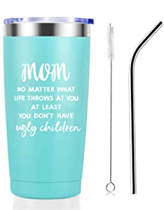 Mom Gifts ,Best Gifts for Mom - Unique Mothers Day,Christmas,Birthday Gift Idea for Mom from Son or Daughter-Mint