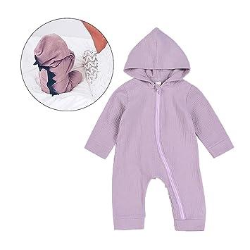 luoem traje bebé invierno traje pijama dinosaurio BARBOTEUSE ...