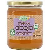 Enature Miel de Abeja Orgánica, 560 g