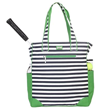 Ame & Lulu Women's Tennis Tote Bag-Piper,Best Tennis Tote Bags