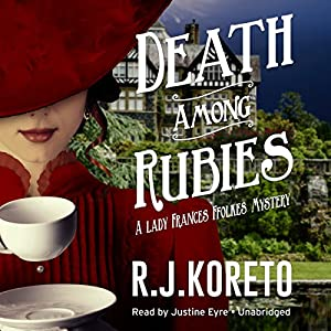 Death Among Rubies Audiobook