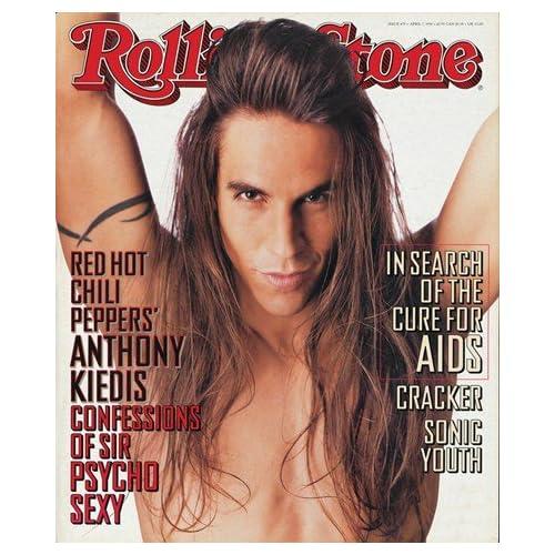 Anthony Kiedis - Singer - Biography