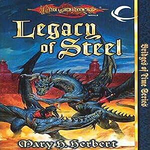 Legacy of Steel Audiobook