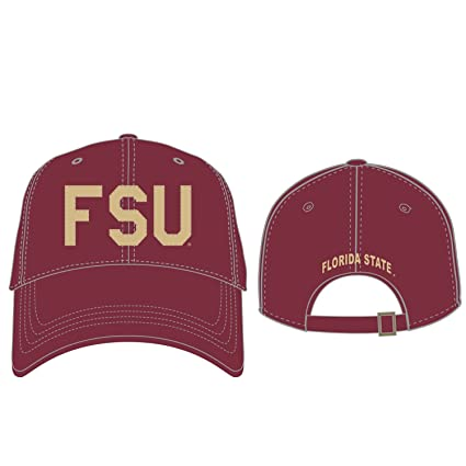 low priced c520a c144a Top Of The World NCAA Florida State Seminoles Men s District Hat Garnet  Adjustable