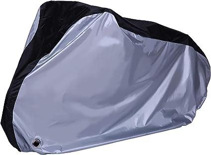 HDE – Funda Protectora Impermeable UV protección Interior y ...