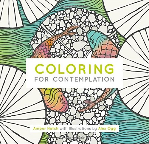 Coloring For Contemplation (Watkins Adult Coloring Pages)