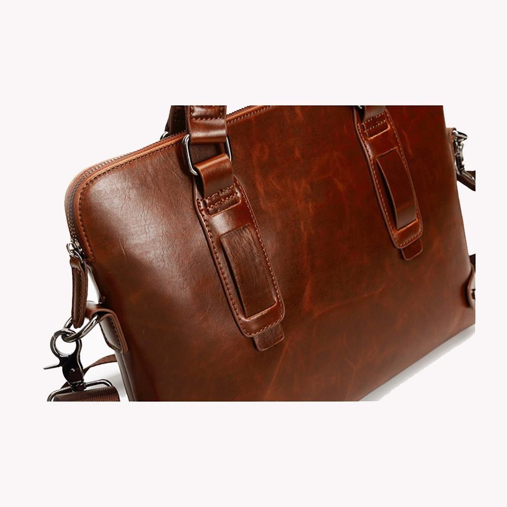 Retro Geschäft Umhängetasche Handtasche Mode Freizeit Aktenkoffer Für Umhängetasche Student Schultasche Für Aktenkoffer Männer Und Frau 0dbdaf