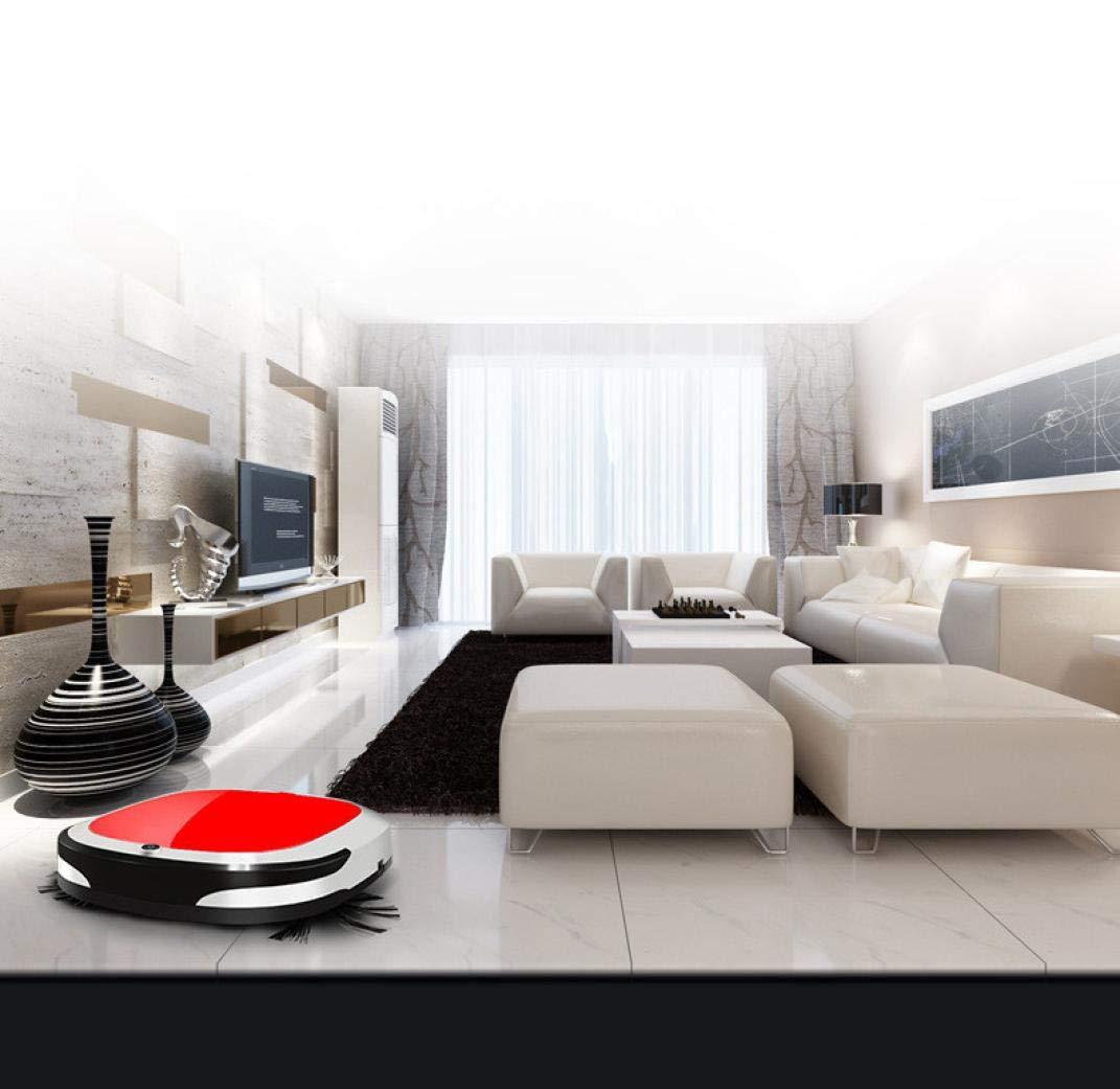DICPOLIA Smart Home Robot Aspiradora, Controles de aplicación con Mapa de Estado de Limpieza y Servicio en línea, Alexa Connectivity, MAX Suction, ...