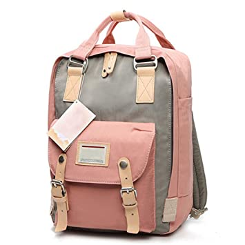 "kaoling Las Mujeres Mochilas Impermeables Classic Kanken Mochila para 14"" Laptop Bag Casual School Bags"