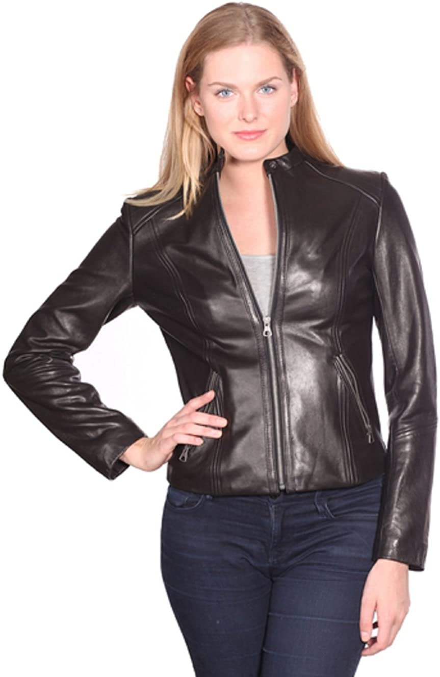 Mason /& Cooper Mika Leather Jacket