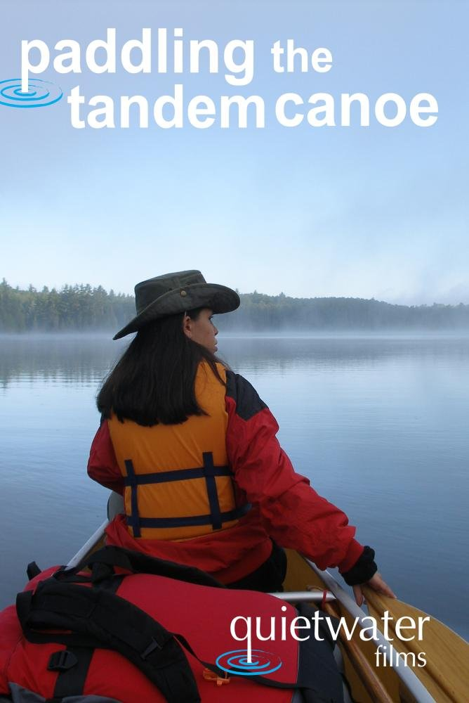 paddling the tandem canoe by Quietwater Films