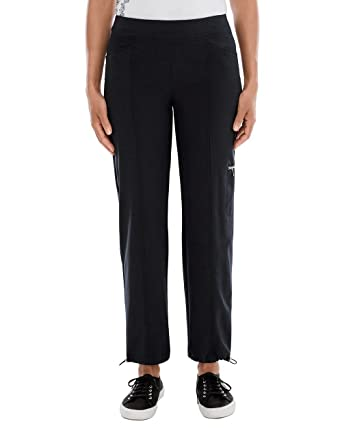 c7822f7f6bf Chico s Women s Zenergy Neema Side-Pocket Pants at Amazon Women s Clothing  store