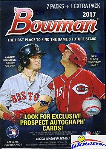 Best Bowman Chrome Baseball Cards 2017 September 2019 Top Value