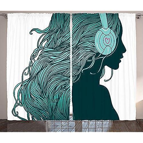 smart inspiration bedroom for idea pretty curtains girl teenage design