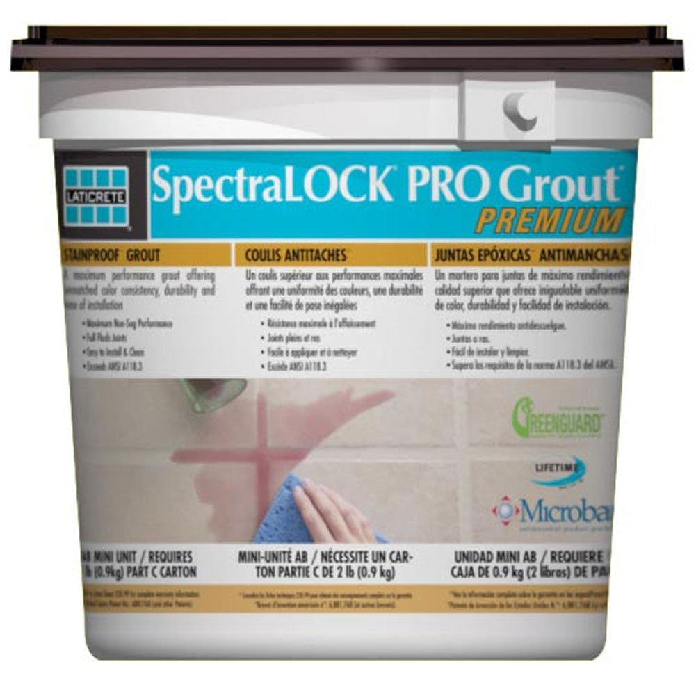 Laticrete spectralock pro premium mini parts ab 2lb 09 kg laticrete spectralock pro premium mini parts ab 2lb 09 kg tile grout amazon nvjuhfo Image collections
