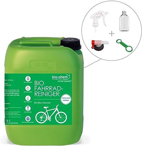 Bio-Chem Frame - Limpiador para Cuadro de Bicicleta (5 L, con ...
