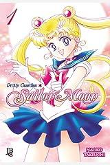 Sailor Moon - Volume - 1 Capa comum
