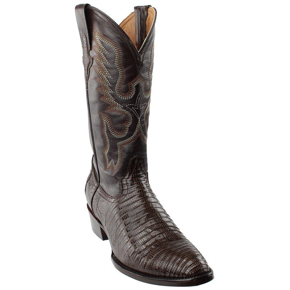 Ferrini Men's Genuine Lizard R-Toe Western Boot B00B9H9QYO 11 D(M) US|Cho