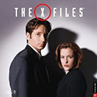 The X-Files 2019 Calendar