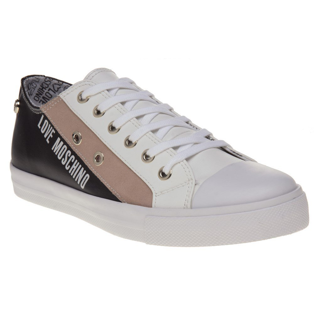 Love Moschino Logo Pump Womens Sneakers Multi