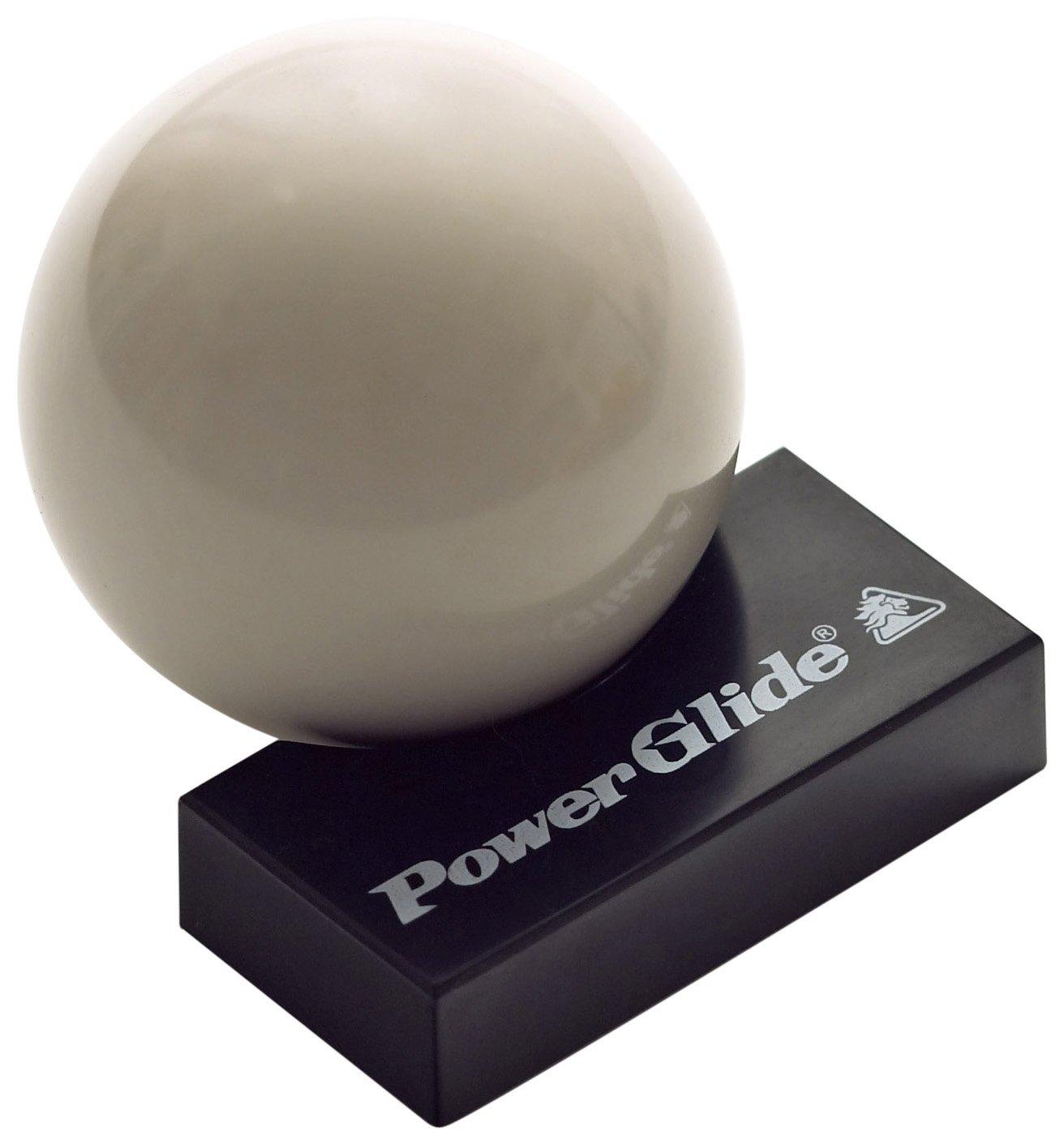 POWERGLIDE –  Marcador de bola de billar unisex –  negro