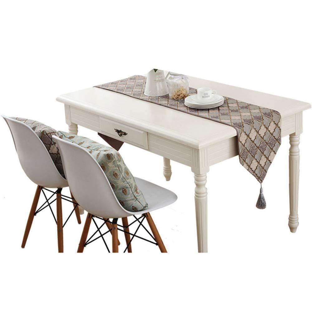 Tischfahne, europäische Art und Weisegewebe, Mahlzeitflaggen, Fernsehkabinettabdeckung, mehrfache Größen können wählen,32  180cm