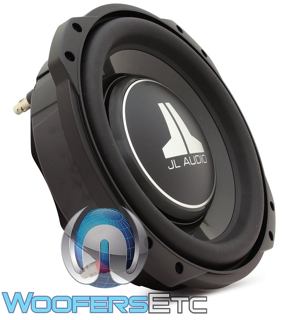 Jl Audio 10tw3 D8 Shallow Mount 10 Inch Subwoofer Dual 8 Ohm Voice Coil Car Electronics
