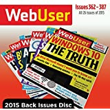 WebUser 2015 Back Issue Disc