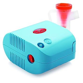 Easy Care Ec 7200 Compressor Nebulizer Blue Amazon In Health