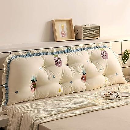 Cojines sofas Cojines cama Sofa cushion Cabecera de moda ...