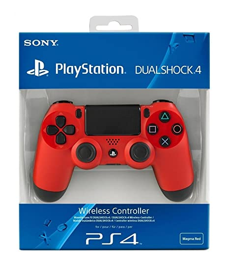 joistik per ps 4  PlayStation 4 - Controller Dualshock 4 Wireless, Red per PS4: Amazon ...